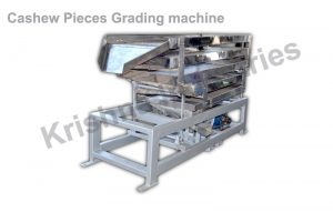 cashew pieces grading machine